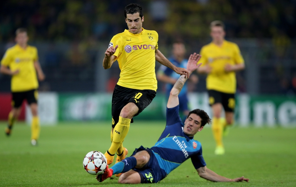 His performance against Borussia Dortmund in the Champions League in 2014 was years beyond his age