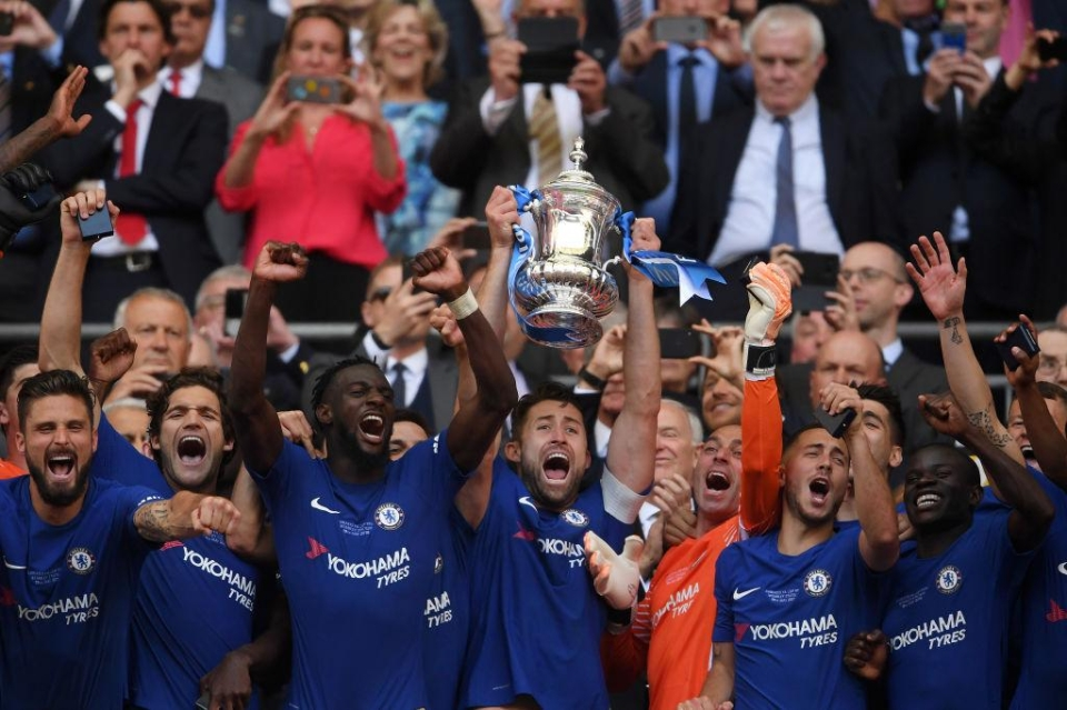 The reigning holders will hope to make it back-to-back visits to Wembley