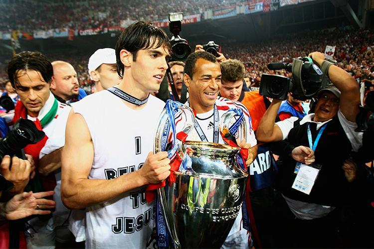 The Champions League belongs to Kaka