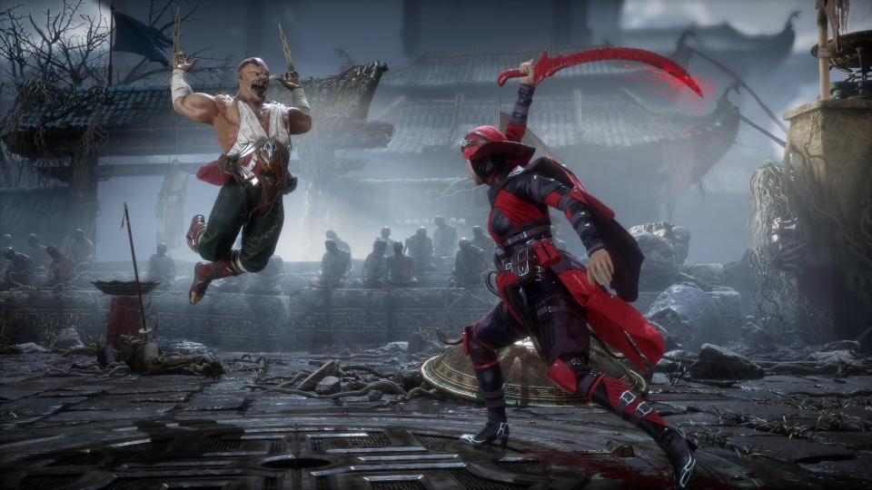 There are still a load more characters that are yet to be announced ahead of the launch in April