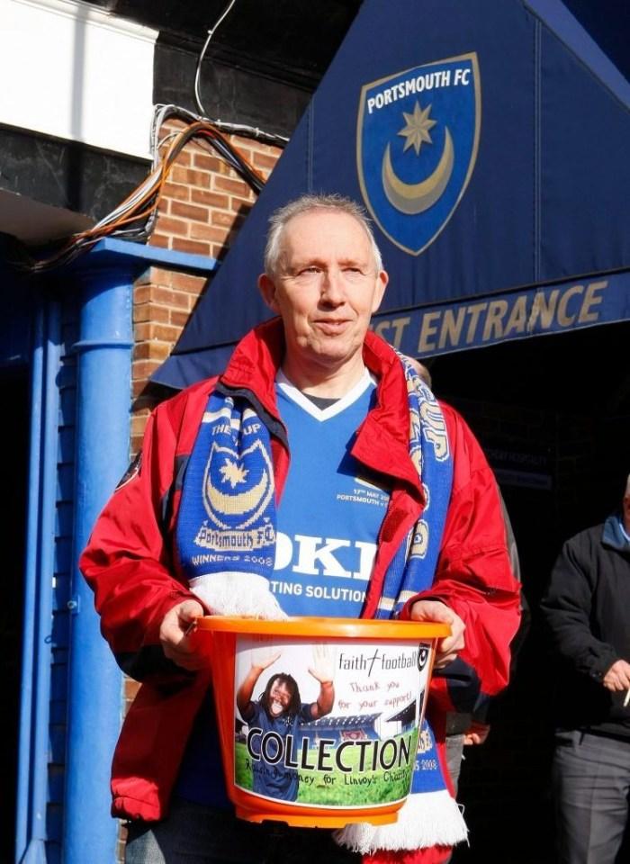 The fans kept Portsmouth alive