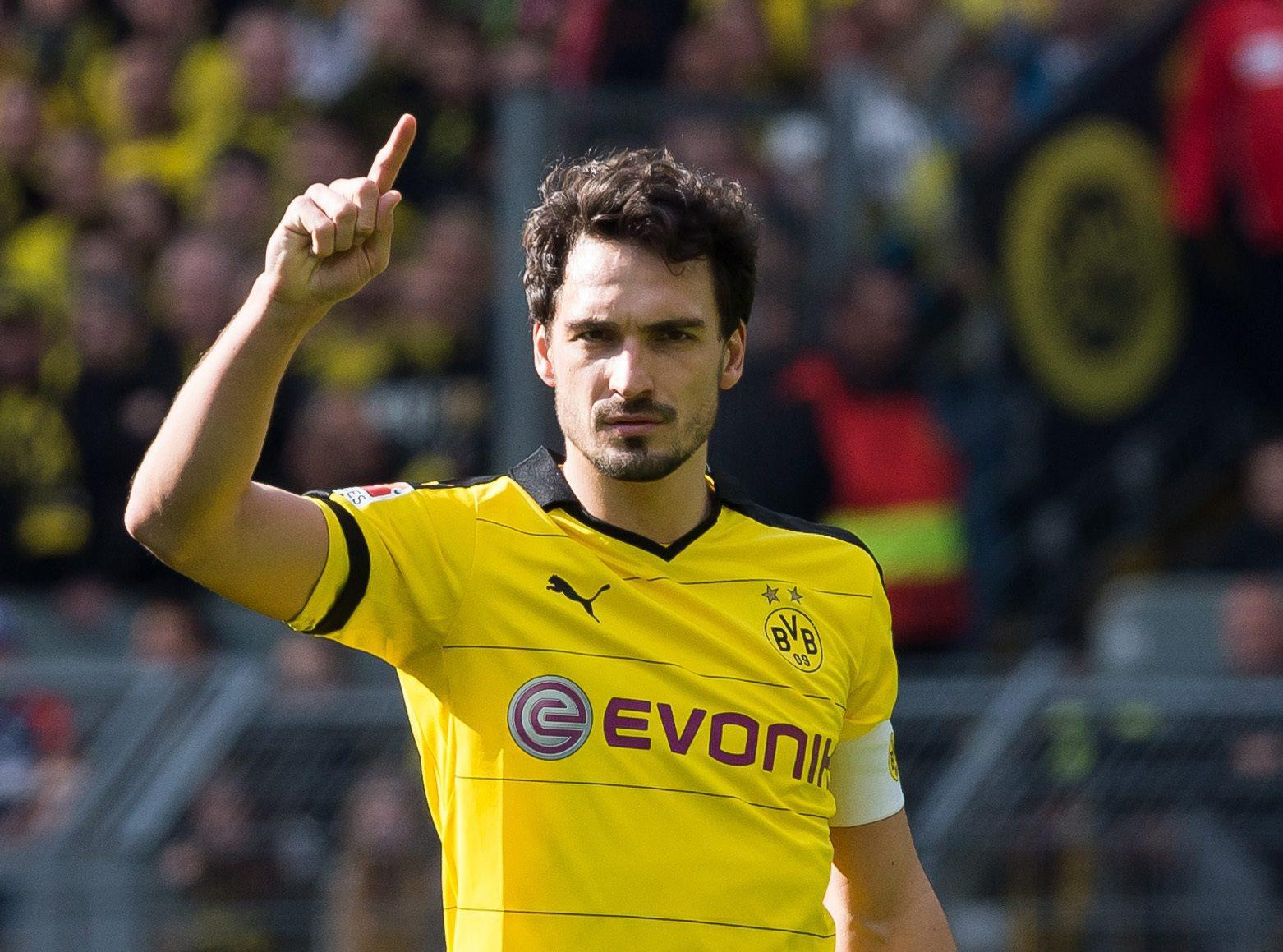 Hummels has won four league titles, two at Dortmund and two with Bayern