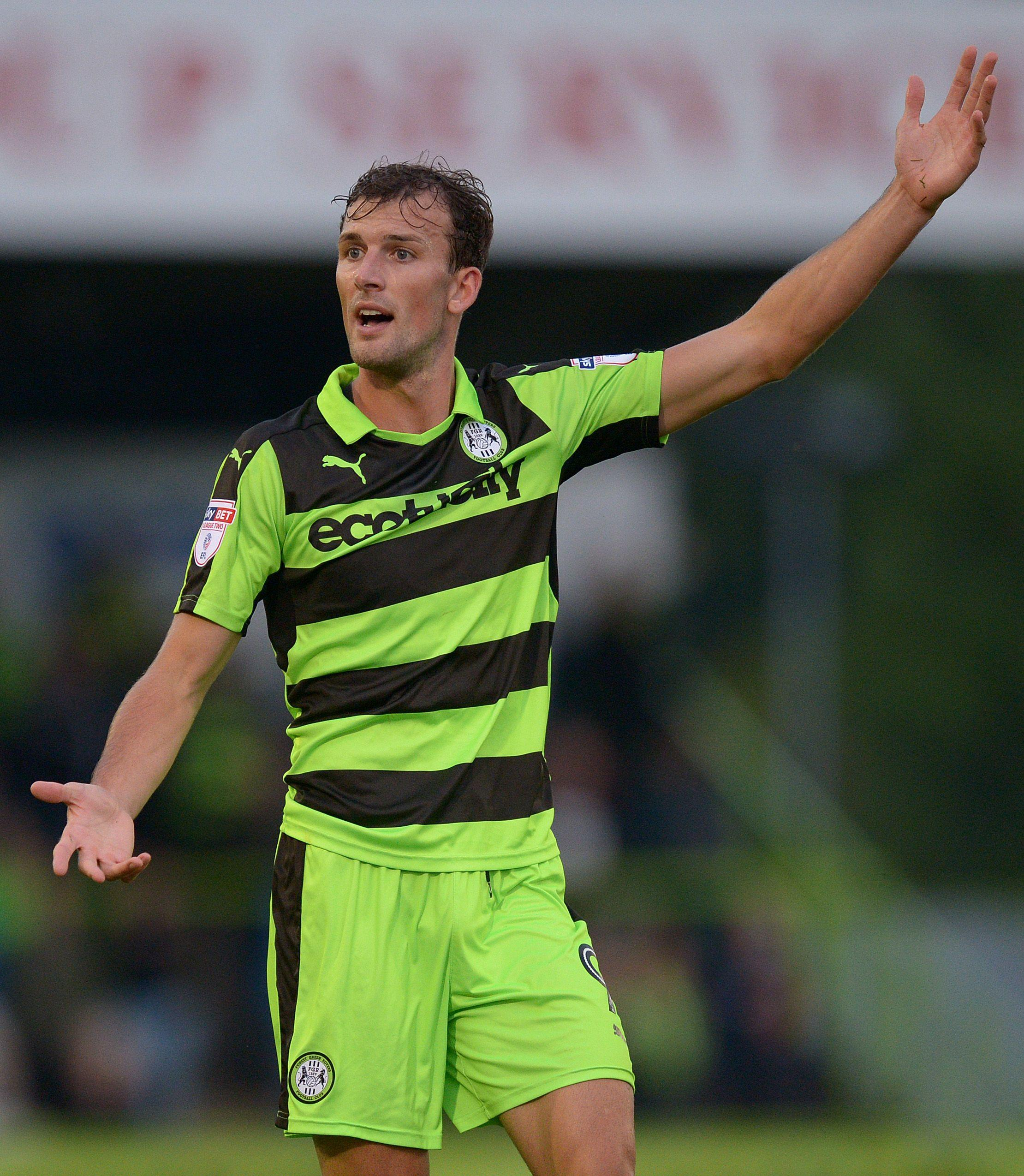 Doidge is a hero at Forest Green