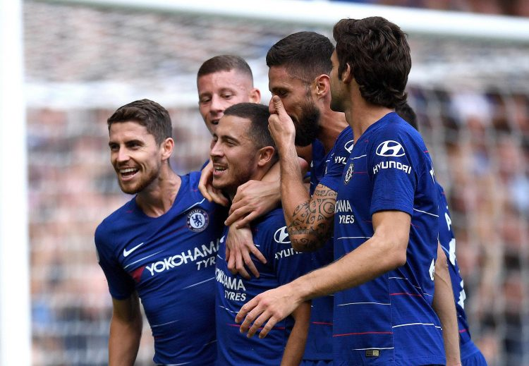 Chelsea looked a strong team for the first three months of the season