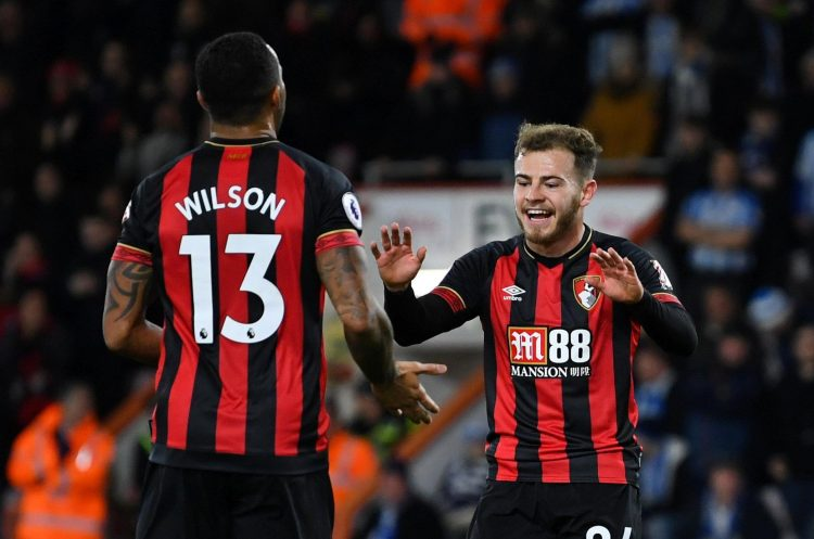 These two have scored over 40% of the Cherries' goals