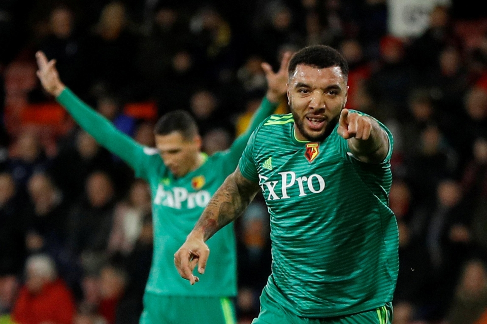 Deeney is leading by example