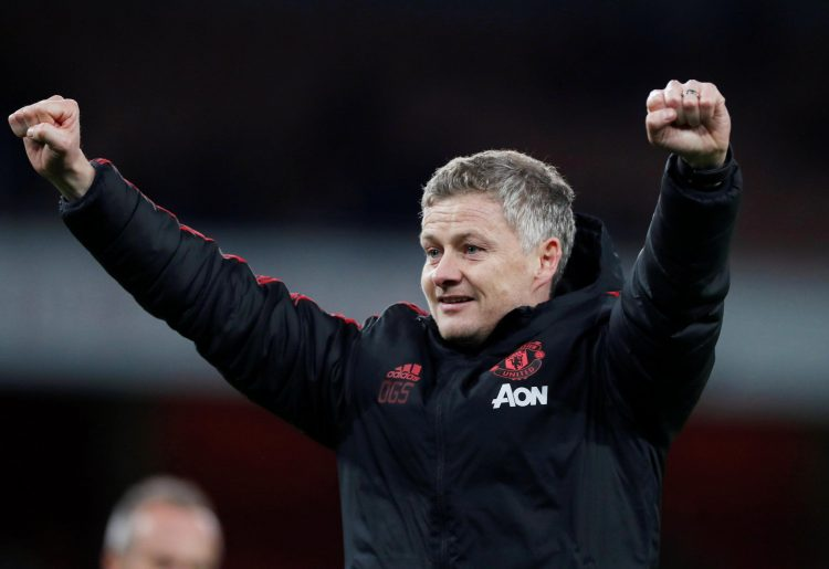 Solskjaer is expecting trophies from his side
