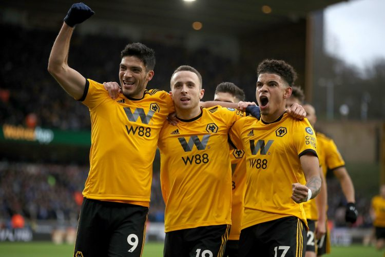 The pair have been crucial to Wolves this season