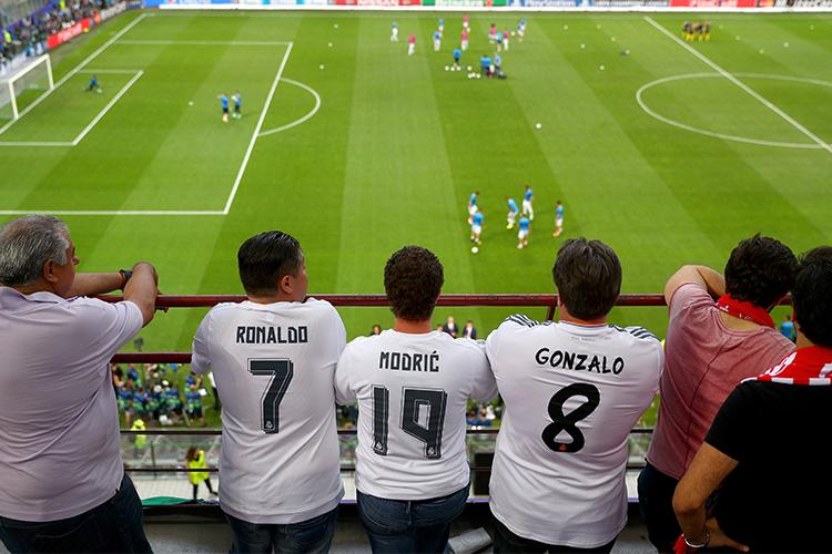 Must have missed the Gonzalo signing