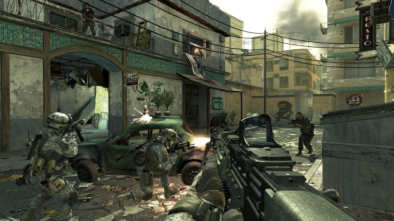There are rumours Modern Warfare 2 may be getting a remaster this year