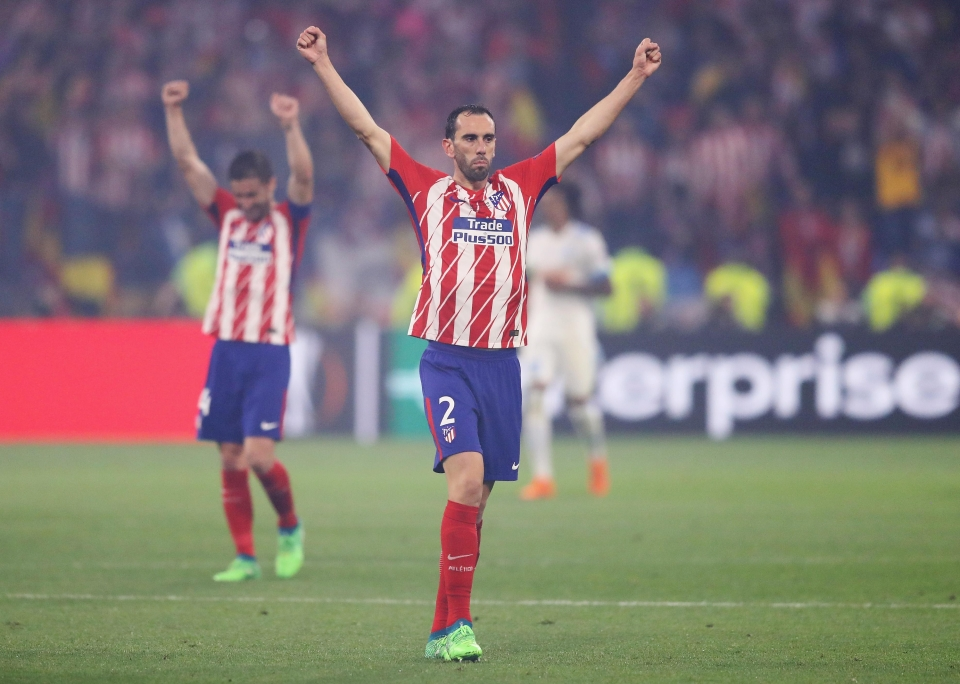 In celebration of Diego Godin — the ACTUAL best defender of the 2010s