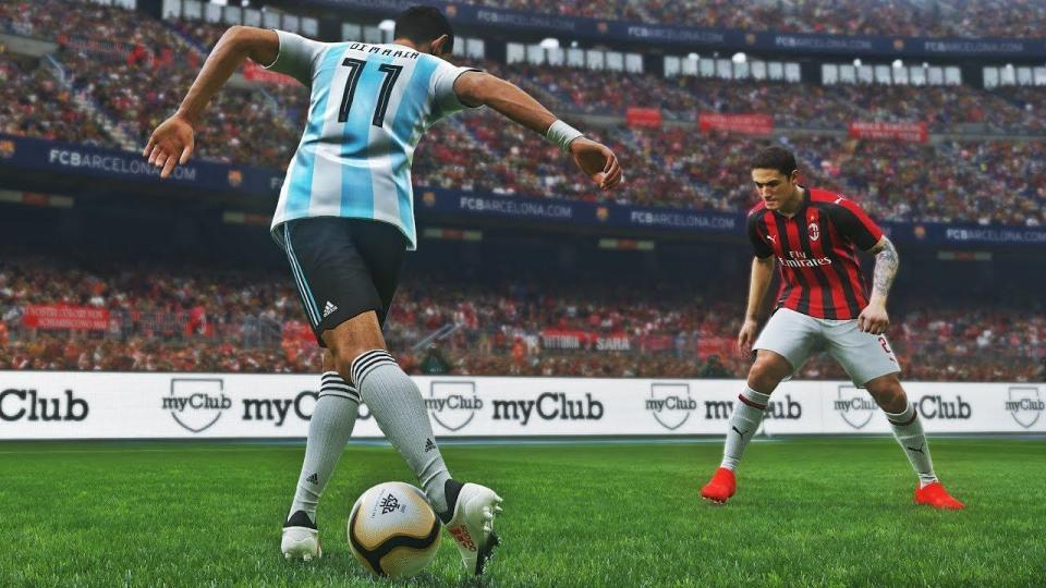 Konami is now offering a free offline PES 2019 demo for all console and PC players