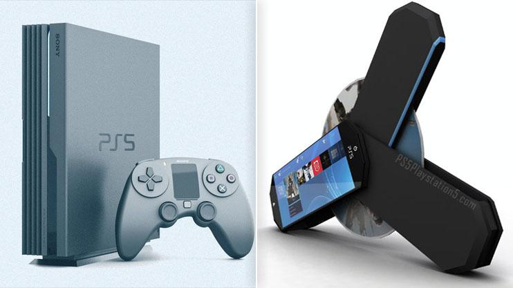 PS5 fan concepts can border on the ridiculous
