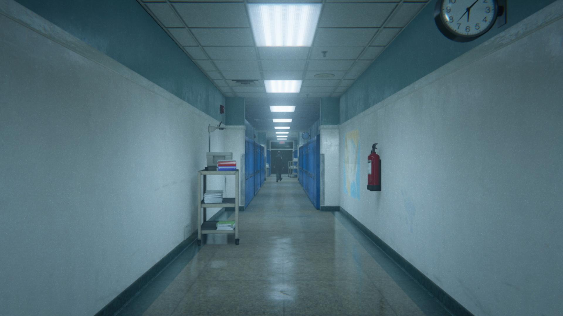 Believe it or not this is a screenshot from Outlast 2 on the Nintendo Switch – powered by a scaled-down version of the Unreal Engine