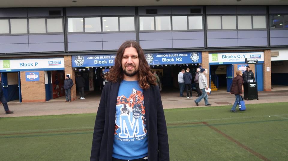 Ben runs the Blue Monday podcast