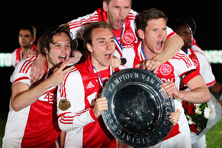 Once upon a time at Ajax