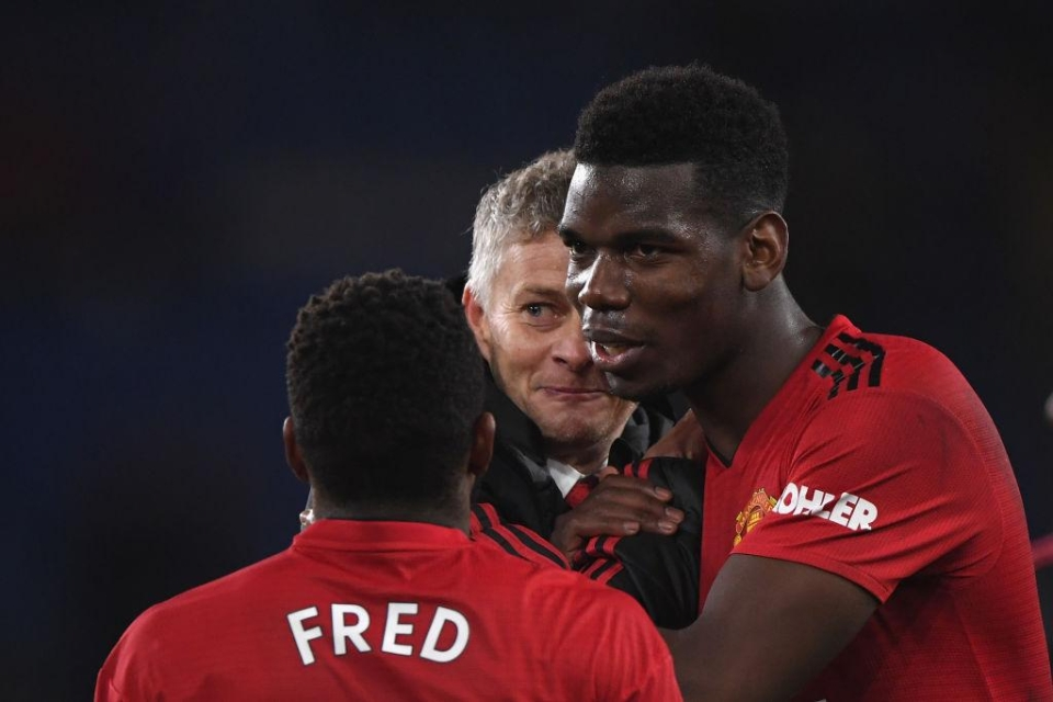 Solskjær looking like he's about to trigger Dream Team managers by dropping Pogba for Fred