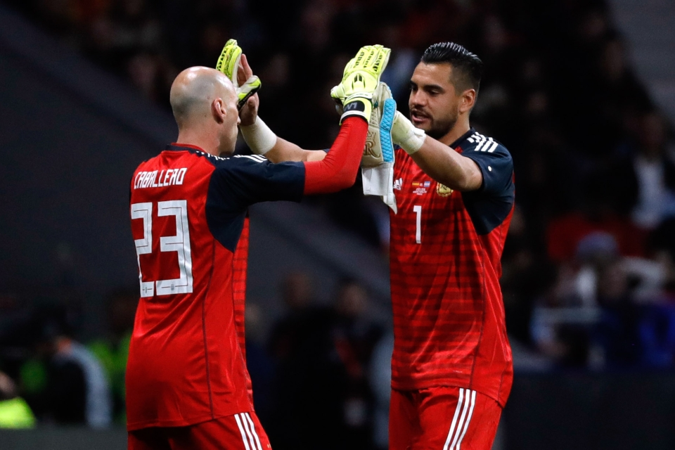 Argentina's quality between the sticks is in short supply