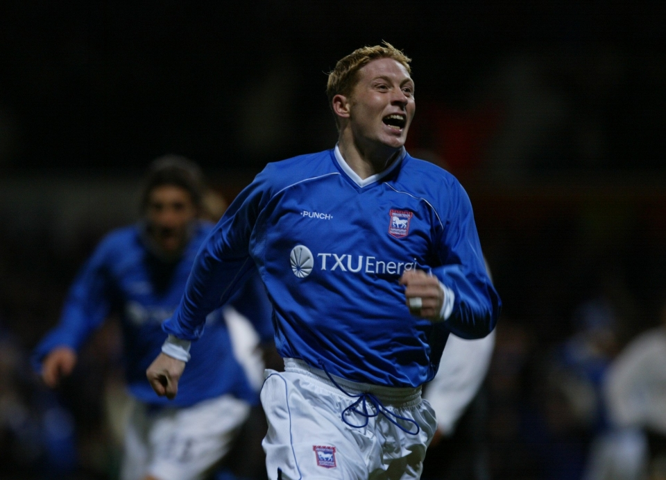 Alun Armstrong scored in a 1-0 win over Inter