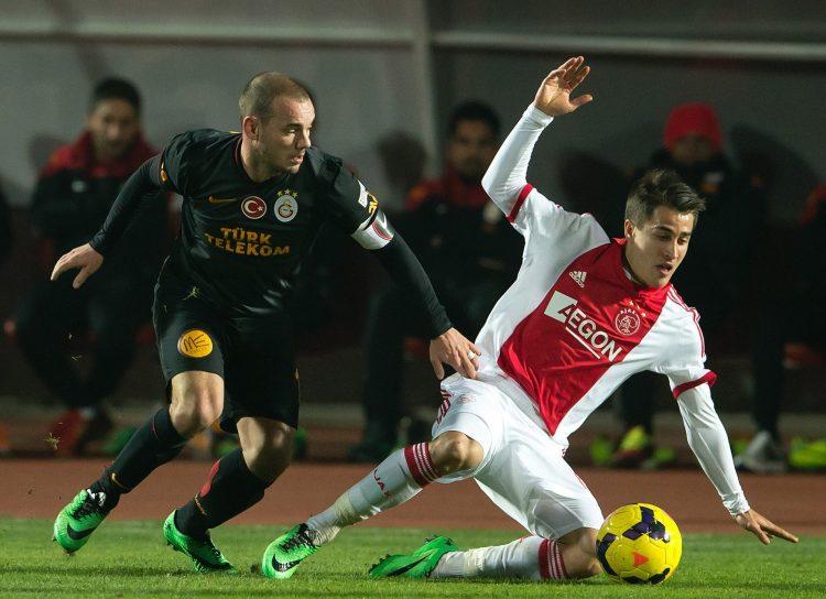 Bojan had a year at Ajax