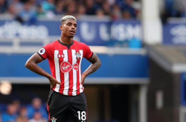 19 games and no goals for Lemina