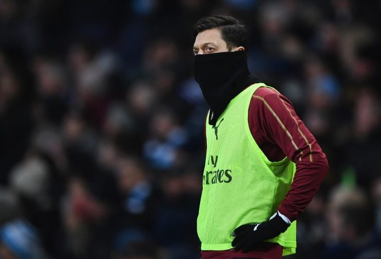 We can still see you Mesut