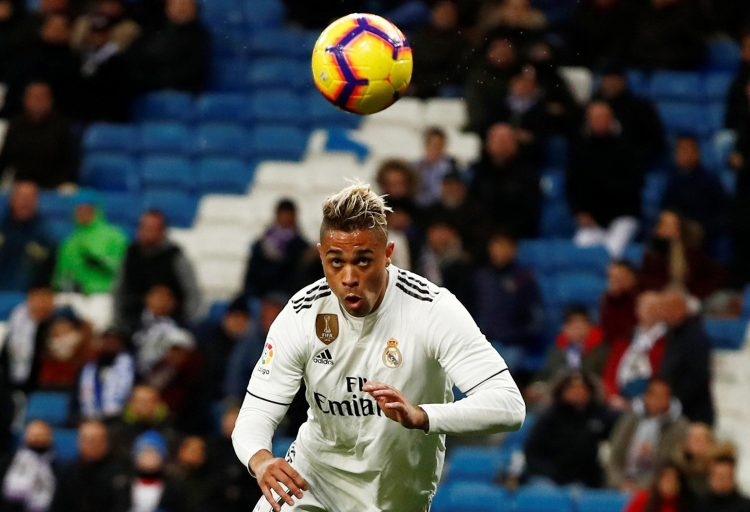 Mariano has scored two goals from just five shots this season
