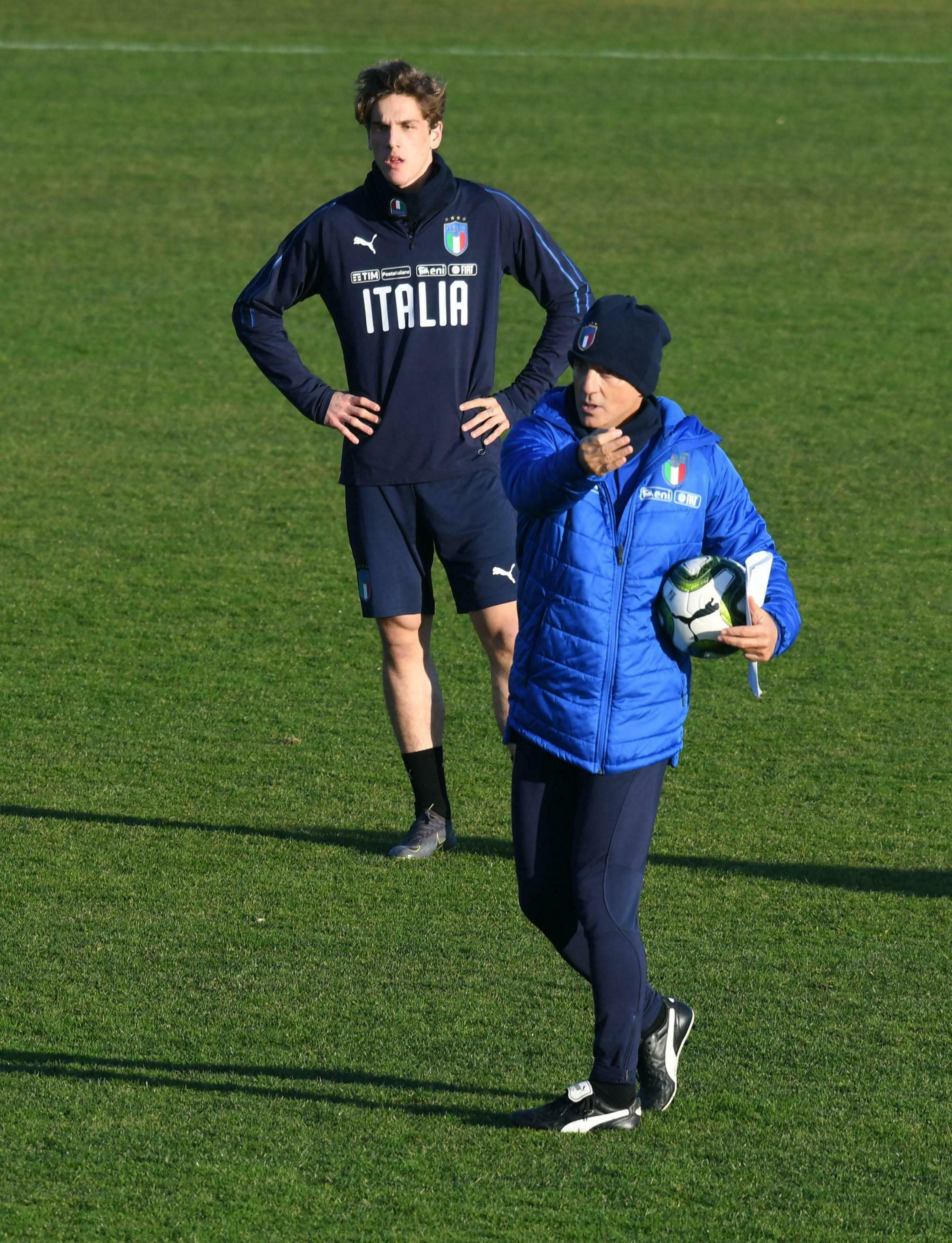 Zaniolo is considered a long-term mainstay for both club and country