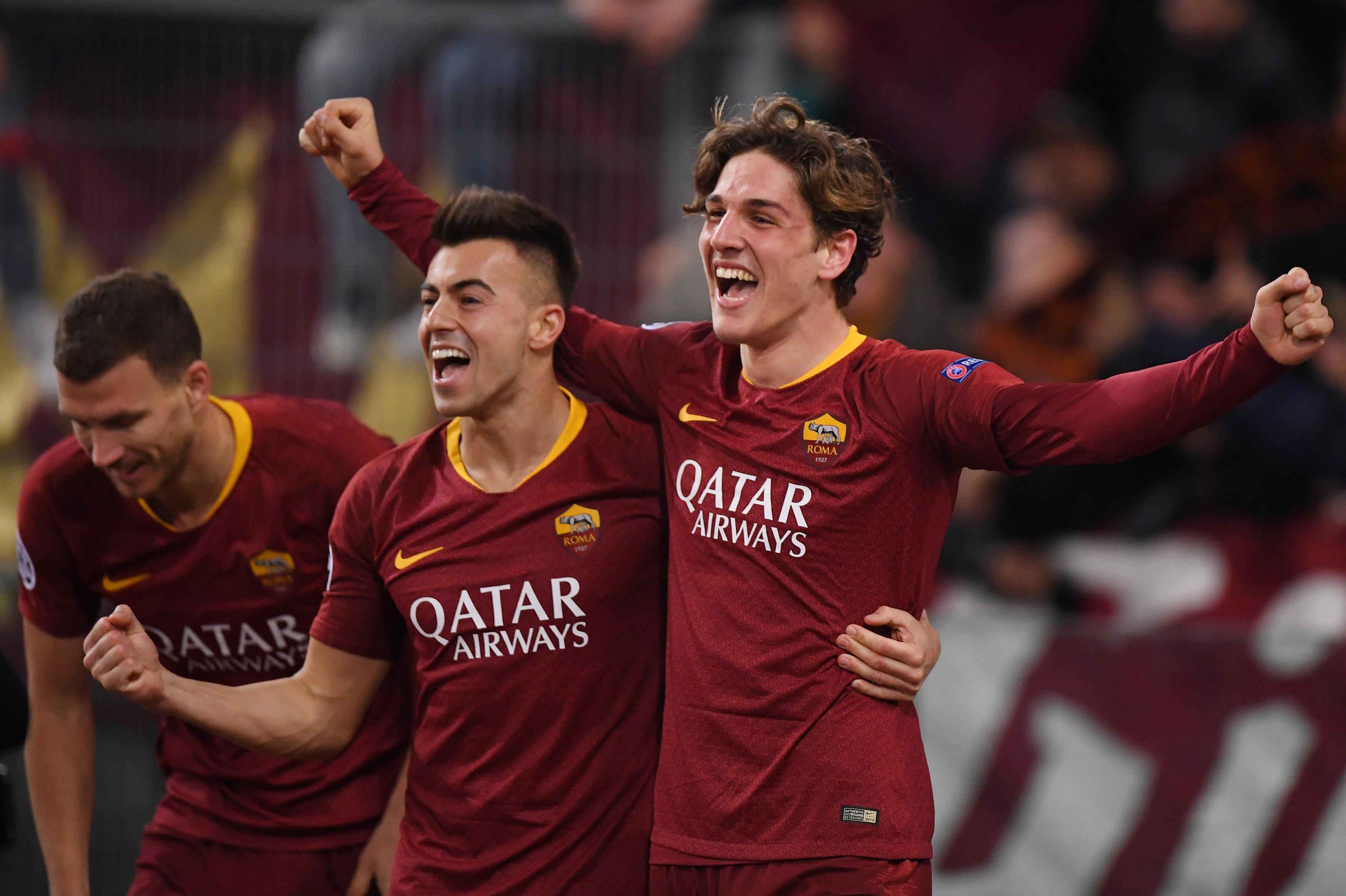 Roma's newest hero