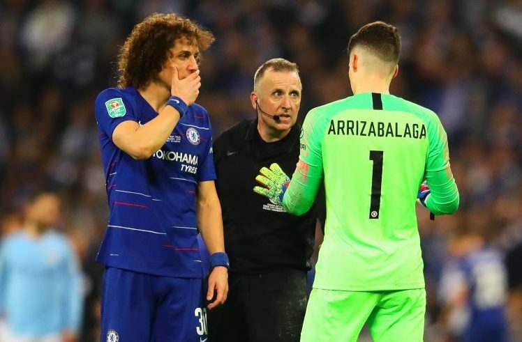 """Look, go and tell Sarri he's not the boss of me."""
