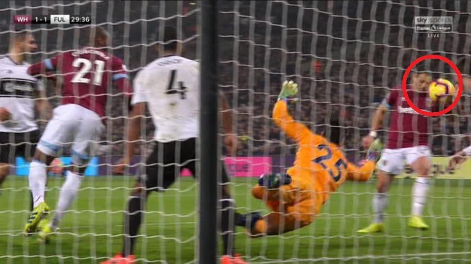 If only we had VAR this season