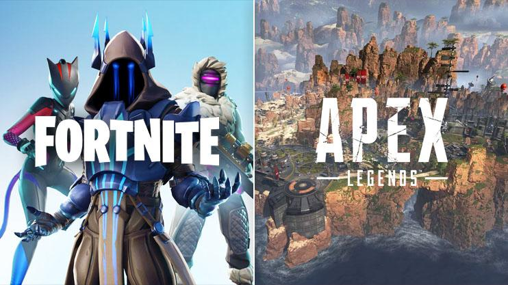 - is fortnite better than apex legends