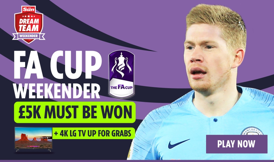 Kevin De Bruyne desperately wants you to win
