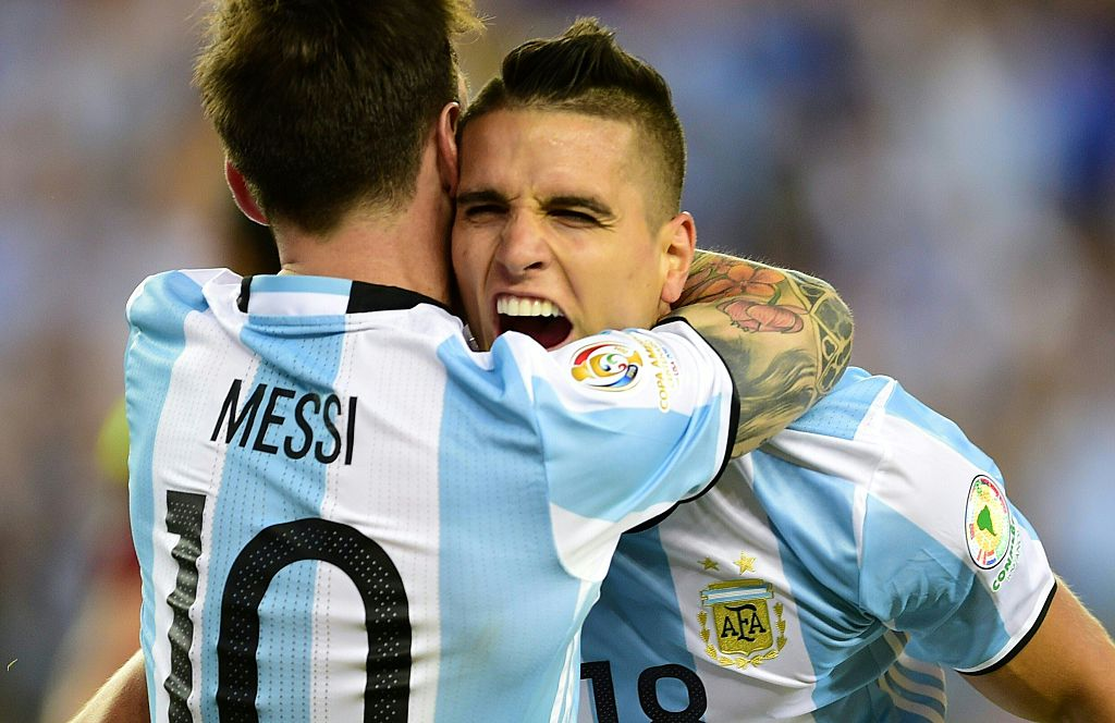 Lamela has 24 caps for Argentina since making his debut in 2011