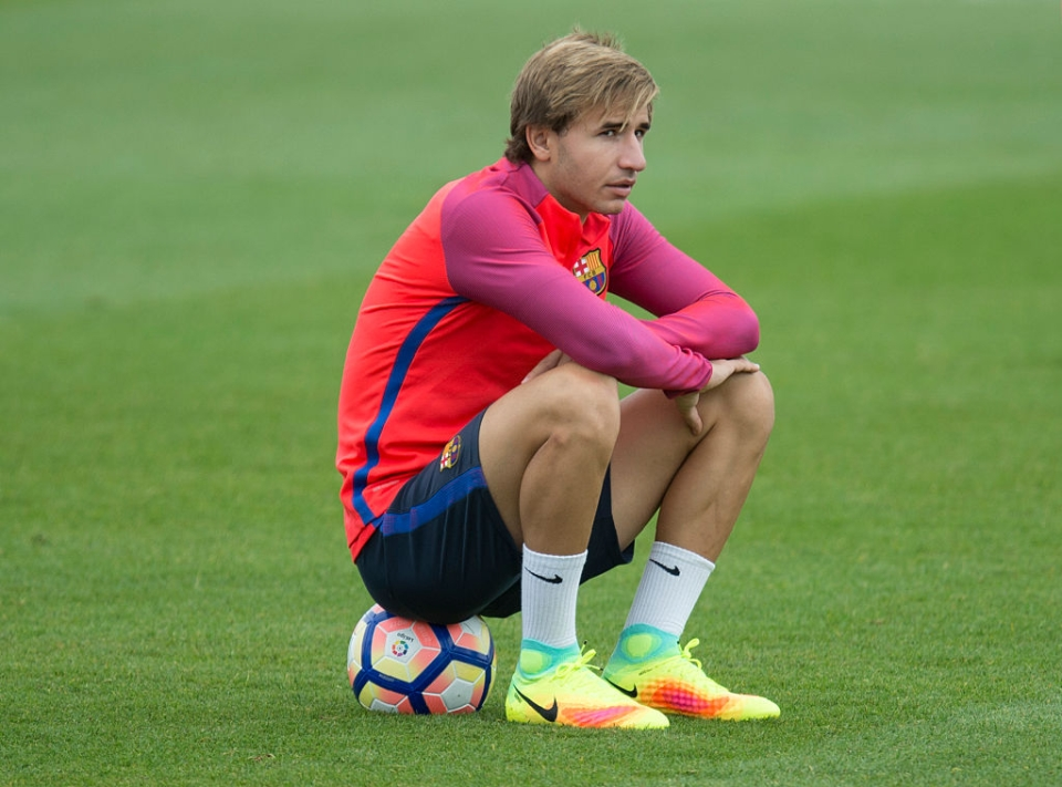 There comes a point when just training isn't enough to satisfy a footballer