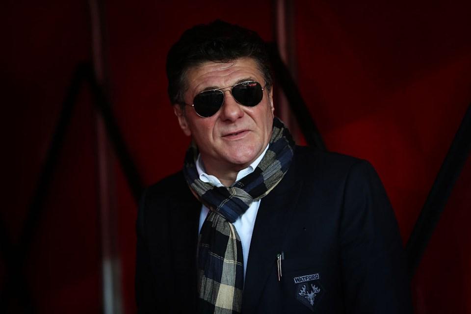 More Bond villain than football manager