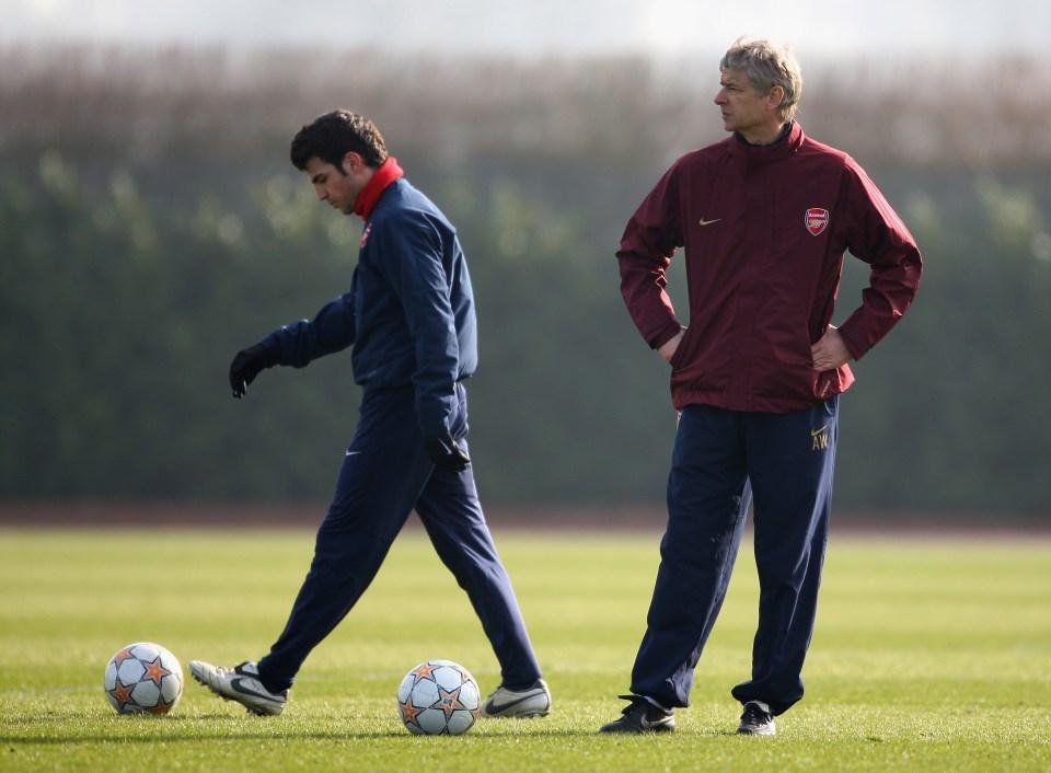 Cesc Fabregas' move to Arsenal was the trailblazer of a successful La Masia to Premier League transfer