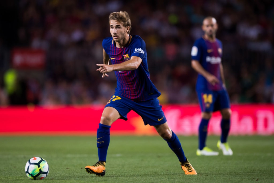 There were high hopes for the man off Barca's production line