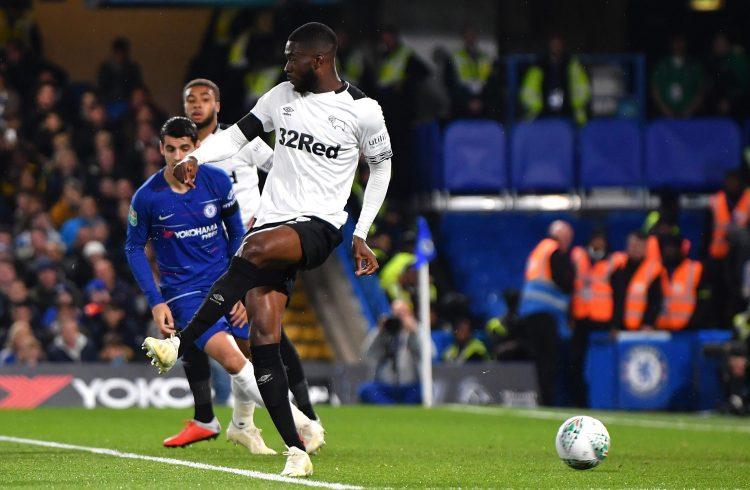 Tomori scored an own goal at Stamford Bridge earlier in the season