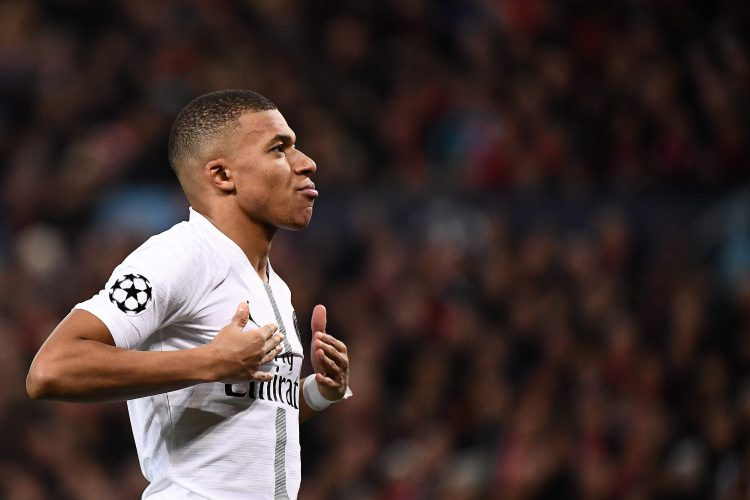 Mbappe taught United a lesson