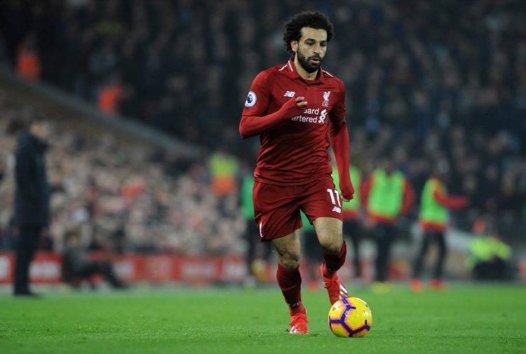 The Egyptian king is a renowned speedster