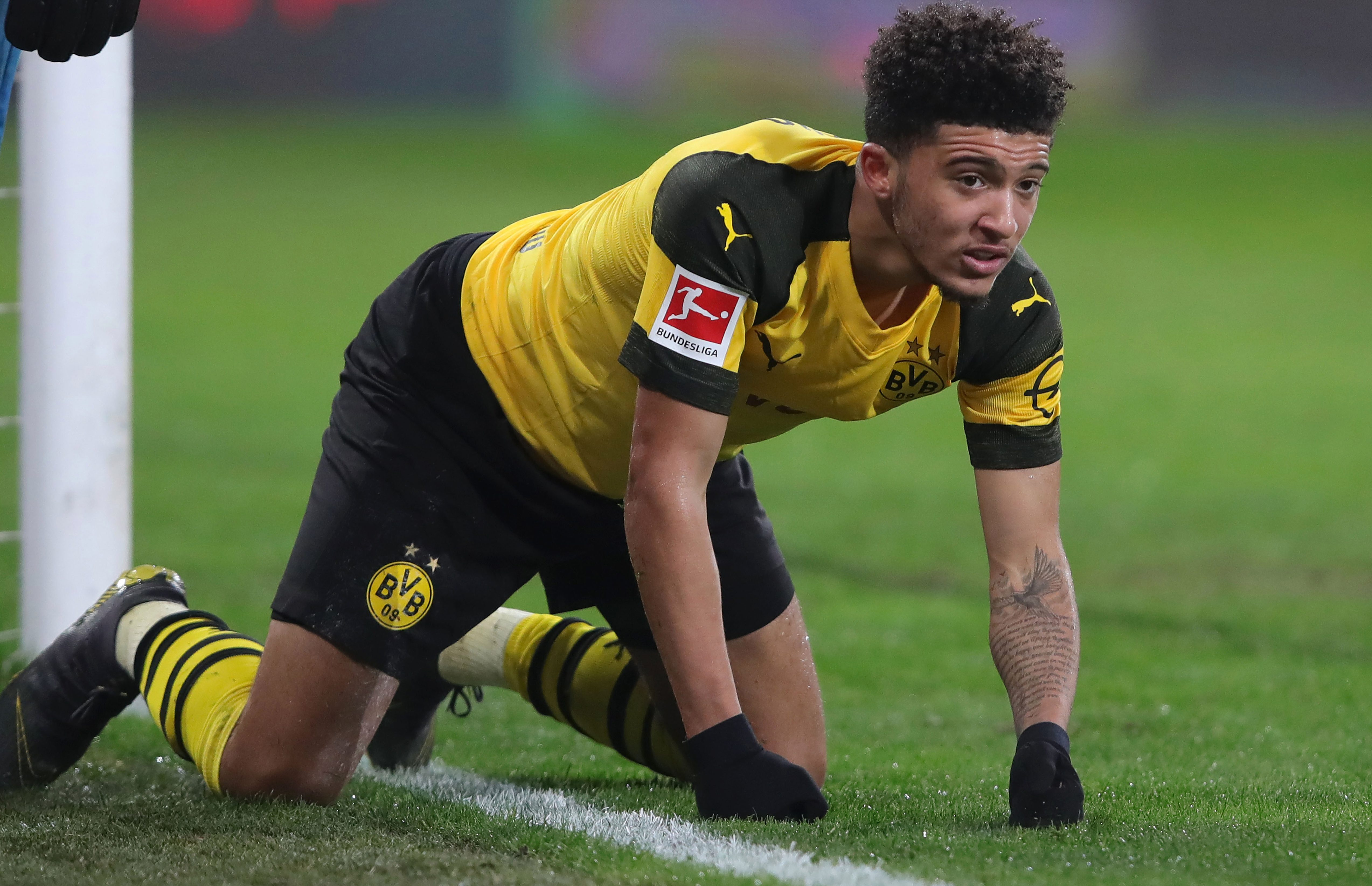 Sancho has emerged as Dortmund's best attacking player