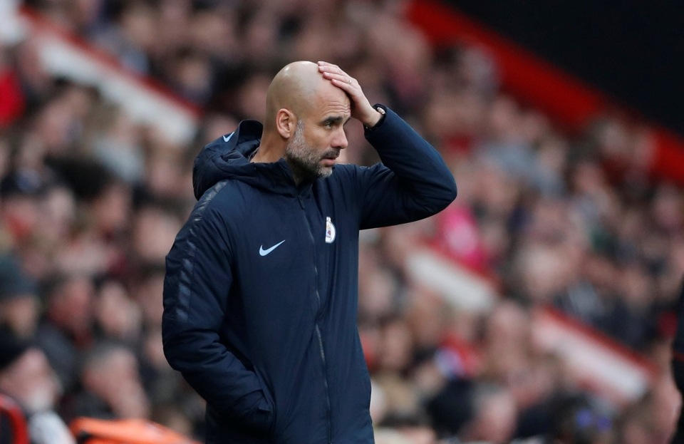 Pep was rattled by Howe's approach