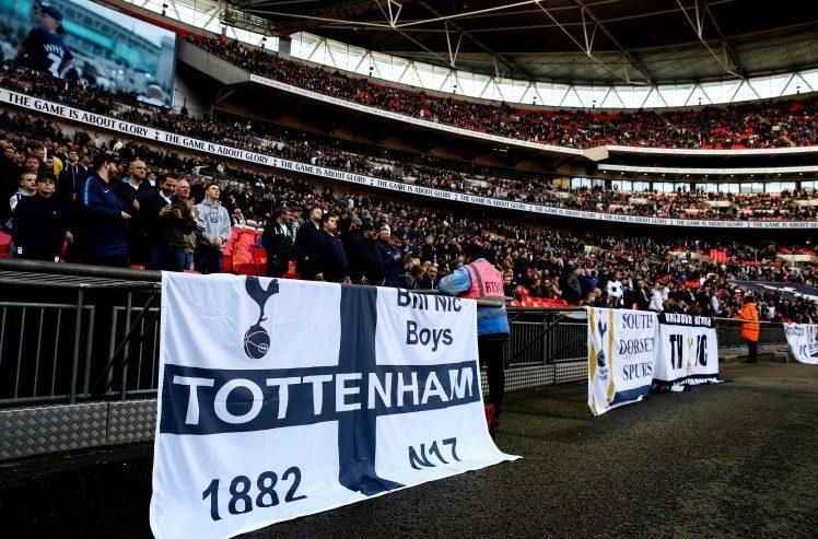 Long-suffering Spurs fans