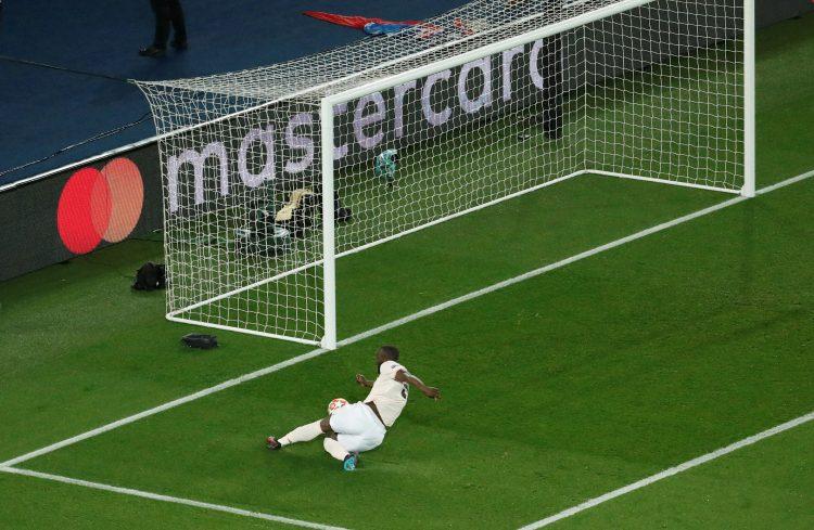 Goal gaping