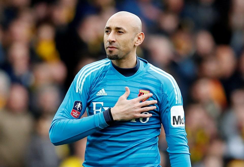 A Watford hero