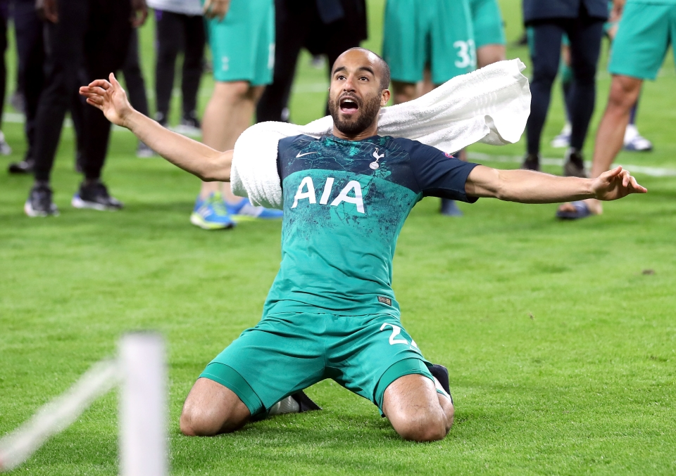 Lucas Moura's heroics in the Champions League semi final had been the last performance to earn a perfect 10