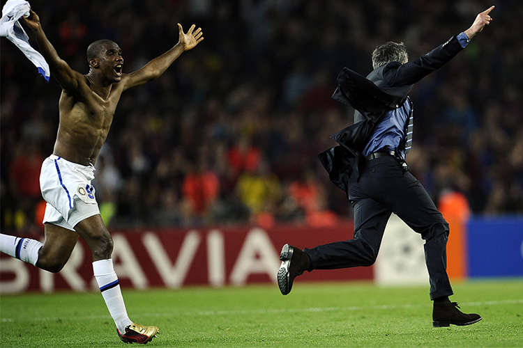 Get your top off, Jose
