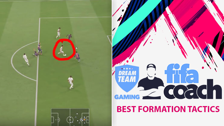 Pro FIFA player Fully: The 4-2-3-1 formation is the meta
