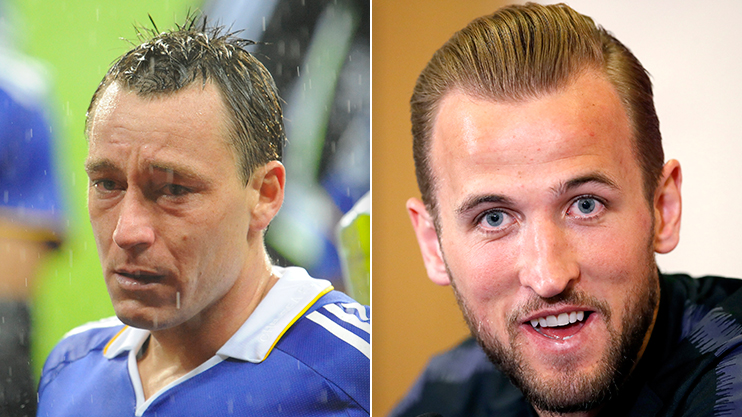 John Terry still has nightmares about the day when Harry Kane became a superstar